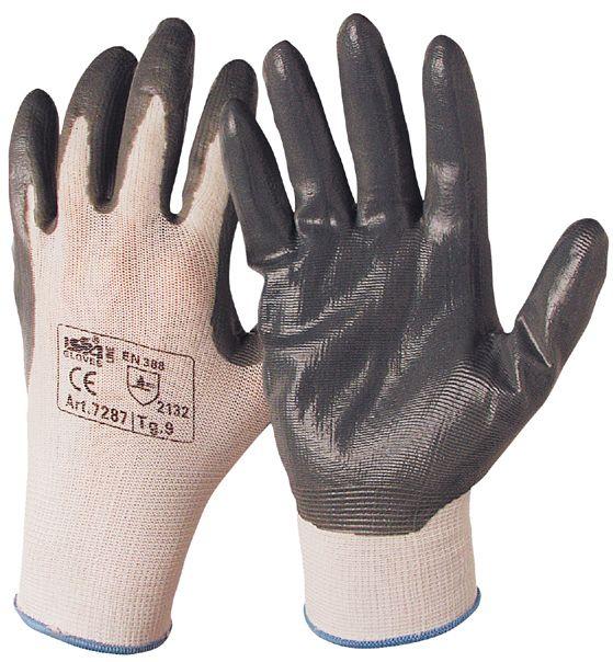 Malavolti tute - 07287 guanti da lavoro strong catch is